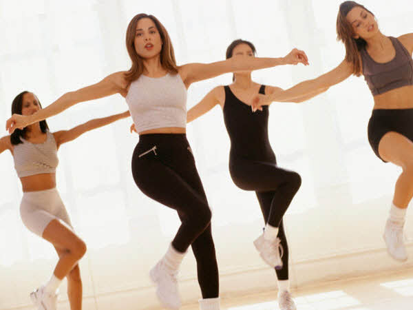 10 Effective Aerobics Exercises for Fast Weight Loss