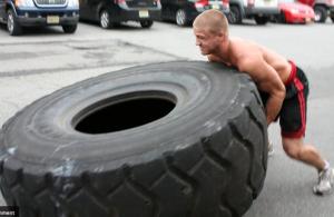 Tire-flips