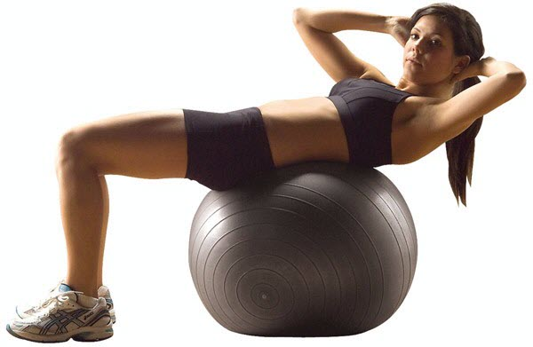 Exercise Ball for home workouts