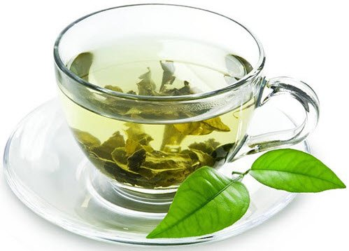 Green Tea for flat belly