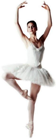 burn fat with ballet dance