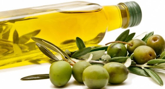 olive oil for flat tummy