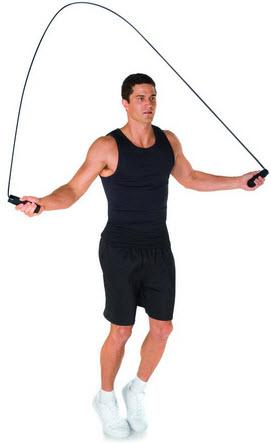 skipping jump rope