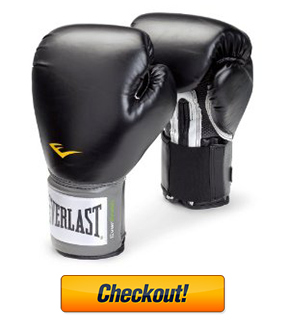 Everlast Pro Style Training Gloves