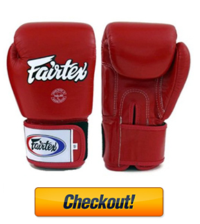 Fairtex Gloves Muay Thai