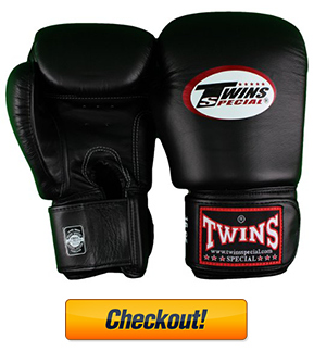 Twins Special Thai Style Training Gloves