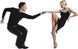 Cumbia dance