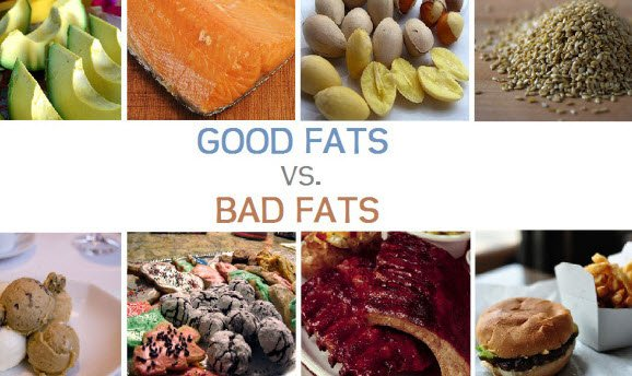 Stay away from Salt and Fat