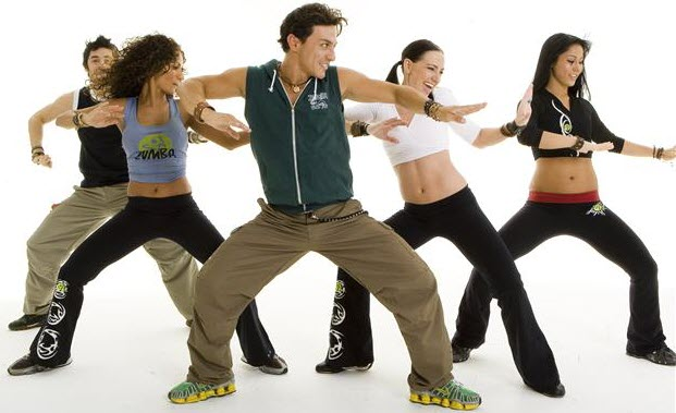 top 6 basic zumba dance moves to burn calories faster