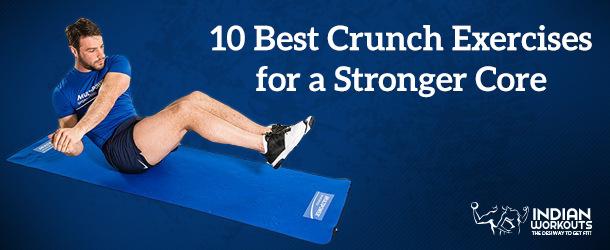 Crunch Exercises