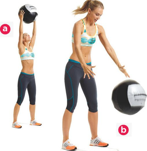 10 Medicine Ball Exercises for Developing Explosive Power