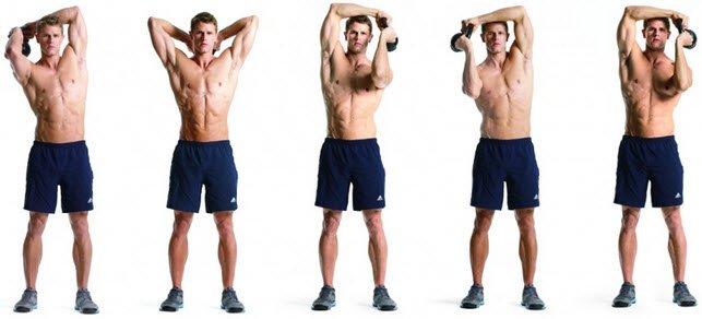 10 Effective Kettlebell Exercise For Core Strengthening