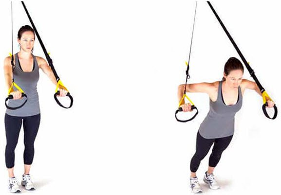 TRX Superman exercise