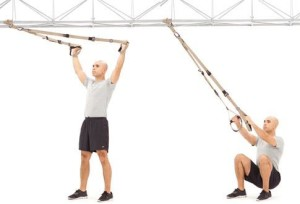 Y Fly with trx