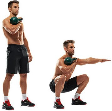 Single Arm Thruster