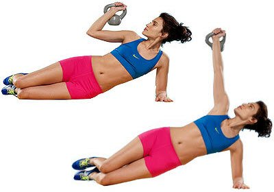 Get Up Planks
