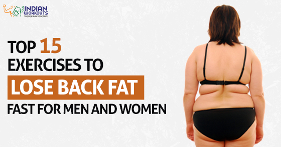 15 Back Sculpting Exercises to Reduce Back Fat