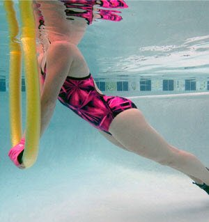 ... Powerful Swimming Pool Exercises for Fast Fat Burning from Entire Body