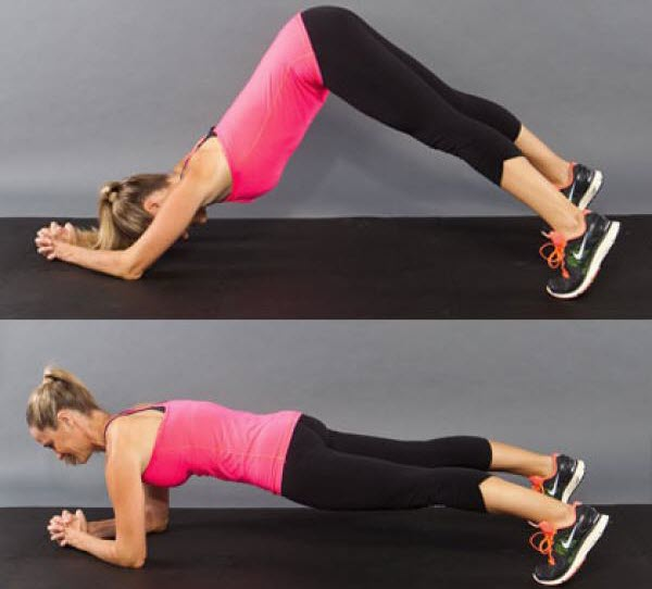 15 Best Plank Exercises for Developing Six Packs