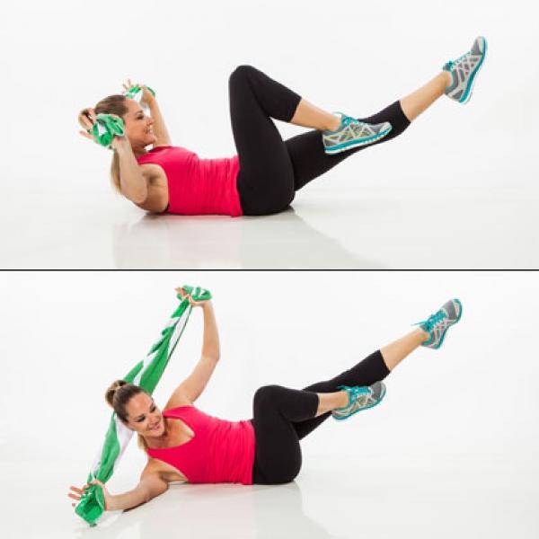 Towel Exercise Shoulder