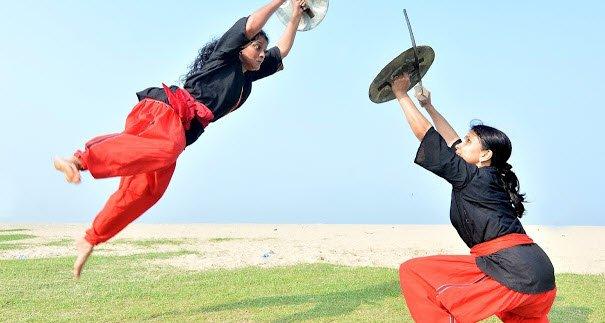 Choosing Kalarippayattu over Normal Gym Routines
