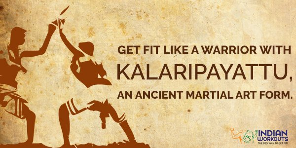Get Fit Like a Warrior with Kalarippayattu, an Ancient Martial Art Form
