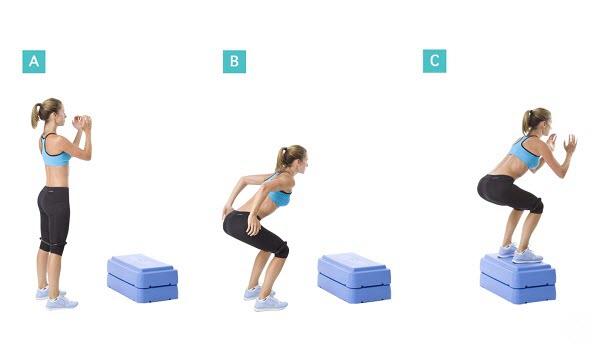 box-jumps