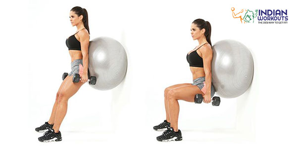 Squat-with-Ball