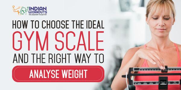gym scale