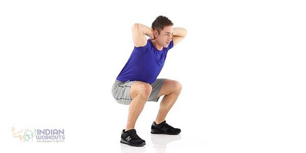 prisoner-squat