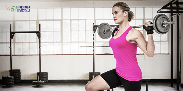 High-intensity body weight training exercise
