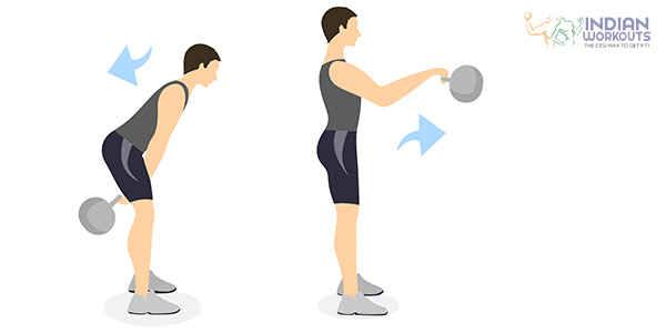 arm swing exercise