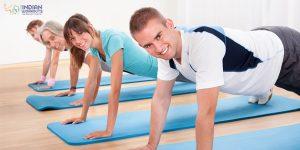push-up-row
