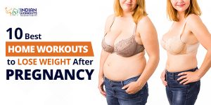 post pregnancy weight loss home workouts
