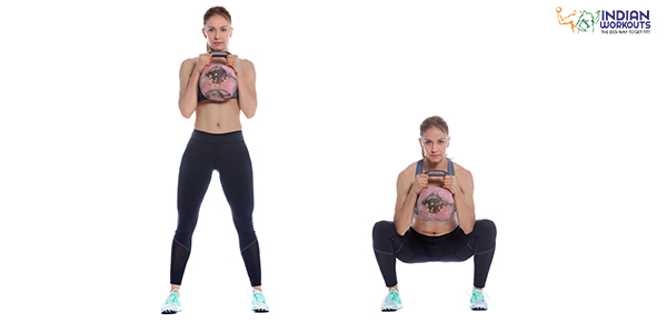 goblet squat for weight loss